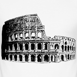 Colosseum - Herre Slim Fit T-Shirt
