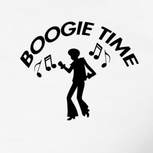 BOOGIE TIME ™ - Herre Slim Fit T-Shirt