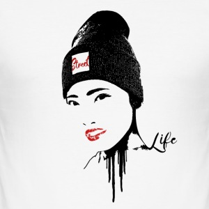 geisha - slim fit T-shirt