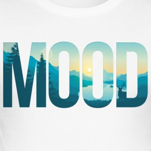 Mood - Men's Slim Fit T-Shirt