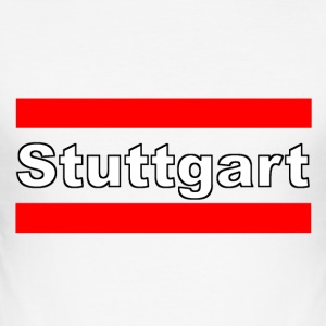 Stuttgart Streetwear - Men's Slim Fit T-Shirt