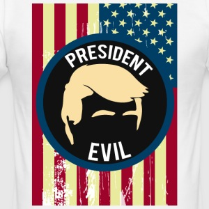 President of the United States of America (USA) - Men's Slim Fit T-Shirt