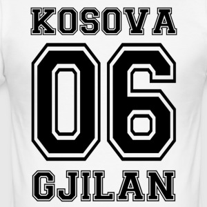 Kosova Gjilan - Slim Fit T-skjorte for menn