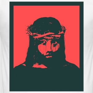 Jesus of Nazareth - Men's Slim Fit T-Shirt
