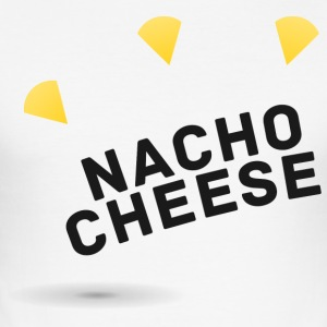 Nacho cheese (not your cheese) - slim fit T-shirt