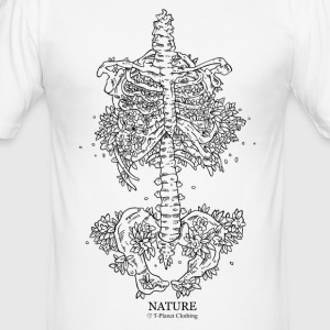 nature Cloth_00 - Tee shirt près du corps Homme