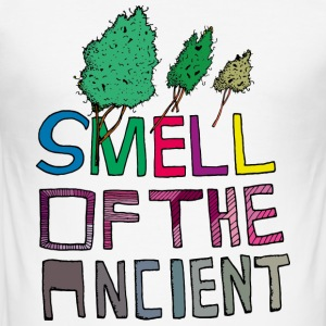 Smell of the Ancient - Men's Slim Fit T-Shirt