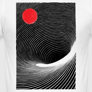 Matter Antimatter - Männer Slim Fit T-Shirt