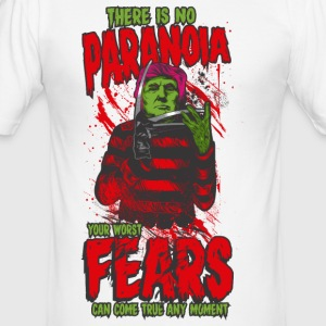 Er is geen paranoia - slim fit T-shirt