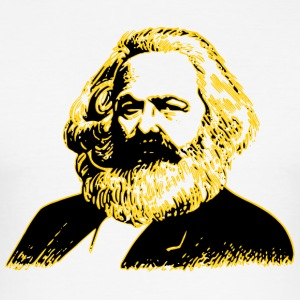 Karl Marx - Men's Slim Fit T-Shirt