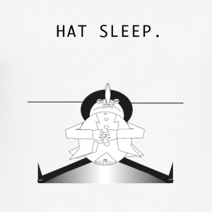 Sleep hat - Men's Slim Fit T-Shirt