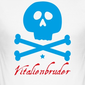 VITALI BROTHER - Herre Slim Fit T-Shirt