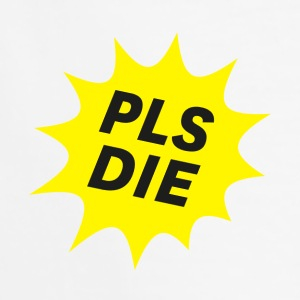 PLSDIE Hate Wear - Slim Fit T-skjorte for menn