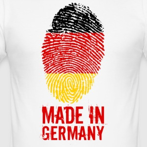 Made in Germany / Gemacht in Deutschland - Männer Slim Fit T-Shirt