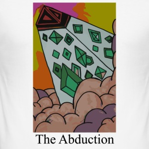 The Abduction - Men's Slim Fit T-Shirt