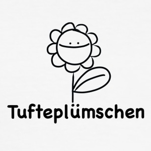 Tufteplümschen3 - Herre Slim Fit T-Shirt