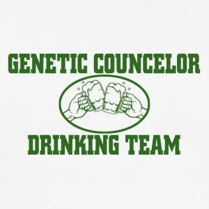 Genetic counselor - Men's Slim Fit T-Shirt