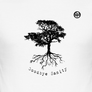 Roots, GoodbyeSanity - Slim Fit T-shirt herr