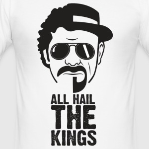 ALL HAIL THE KINGS - Men's Slim Fit T-Shirt