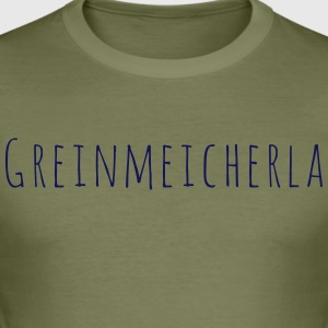 Greinmeicherla - amatica - Slim Fit T-shirt herr
