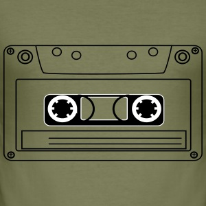 BRKassette - Slim Fit T-shirt herr