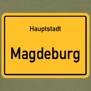 Magdeburg - Slim Fit T-skjorte for menn