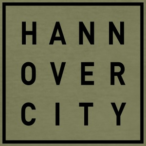 HANNOVER CITY - Männer Slim Fit T-Shirt