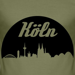 skyline Keulen - slim fit T-shirt