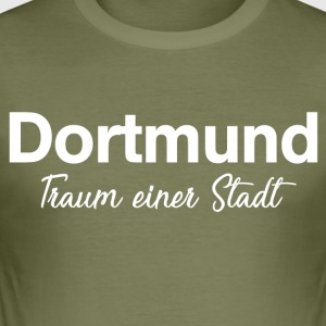 Dortmund - slim fit T-shirt