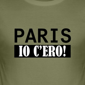 Paris Ik was er - slim fit T-shirt
