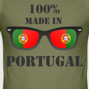 Made in portugal - Men's Slim Fit T-Shirt