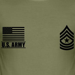 Sergeant Major SGM US Army, Mision Militar ™