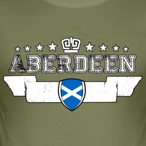 Aberdeen - Herre Slim Fit T-Shirt