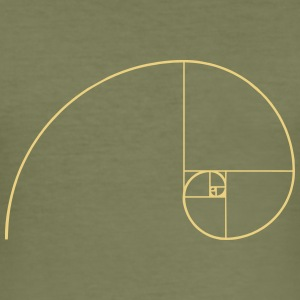 Golden Spiral, Golden Ratio, Phi, Fibonacci