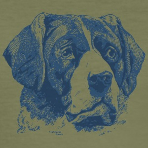 St. Bernard - Herre Slim Fit T-Shirt