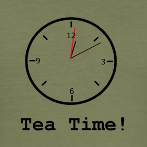 Teatime - Men's Slim Fit T-Shirt