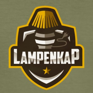lampshade Logo - Men's Slim Fit T-Shirt