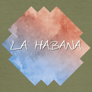 La Habana - Havana - Men's Slim Fit T-Shirt