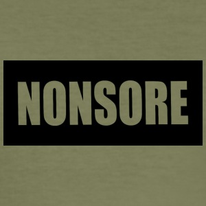 nonsore - Männer Slim Fit T-Shirt