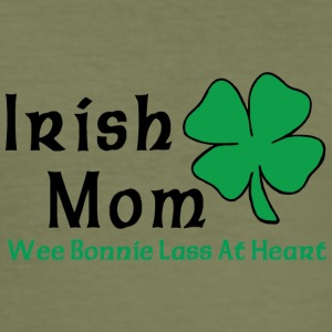 Irish Mom Mutter - Männer Slim Fit T-Shirt