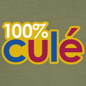 100% CULE - Männer Slim Fit T-Shirt