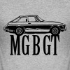 MG MGB GT - Autonaut.com - Men's Slim Fit T-Shirt