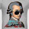 Wolfgang Amadeus Mozart - Men's Slim Fit T-Shirt