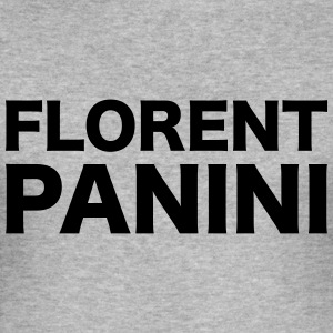 Florent Panini - Slim Fit T-shirt herr