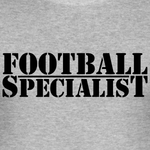 Football Specialist - Men's Slim Fit T-Shirt