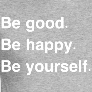 Be Yourself - Herre Slim Fit T-Shirt