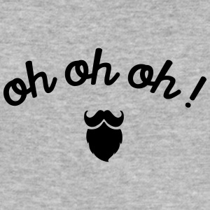 Oh oh oh - Tee shirt près du corps Homme