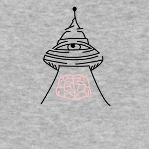 UFO - Männer Slim Fit T-Shirt