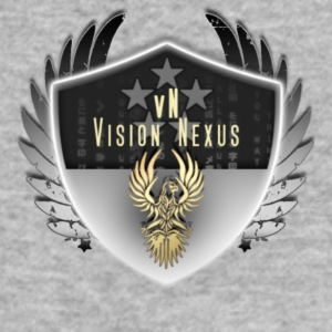 Vision Nexus - Männer Slim Fit T-Shirt