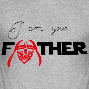 I Am Your Father - Men's Slim Fit T-Shirt